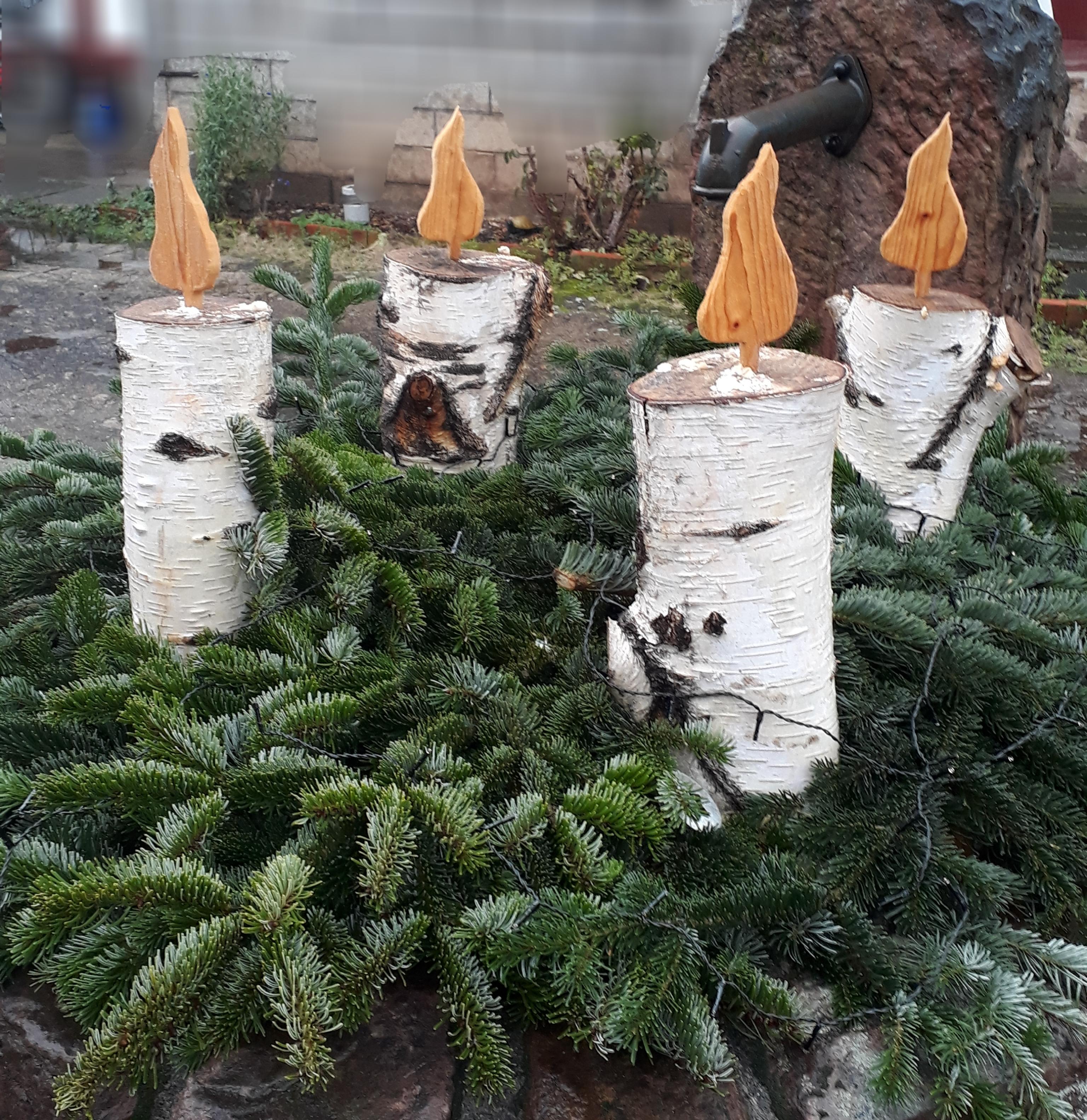 3. Advent Auf Dem Weihnachtsmarkt In Gondsroth